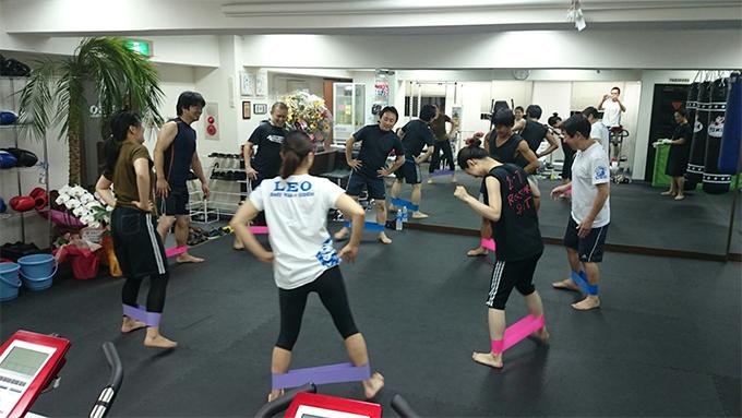 合同トレーニング(黒川塾)